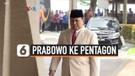 Pengamat AS Soroti Kunjungan Prabowo ke Pentagon