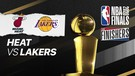 Miami vs Lakers- NBA - 01 Oktober 2020