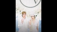 Kevin Aprilio dan Vicy Melanie Resmi Menjadi Suami Istri
