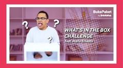 What's in the Box: 5 Barang Unik di Bukalapak feat. Marlo Ernesto    BukaPaket for Him