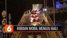 Seribu Mobil Nyeberang ke Bali Memasuki Libur Panjang Maulid Nabi | Liputan 6