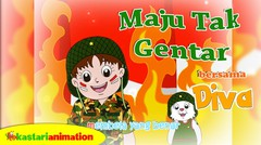Maju Tak Gentar | Lagu Anak Indonesia bersama Diva | Kastari Animation