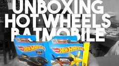 OTON TV #09 : UNBOXING HOT WHEELS BATMOBILE