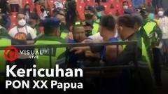 PON XX Papua Tercoreng Kericuhan