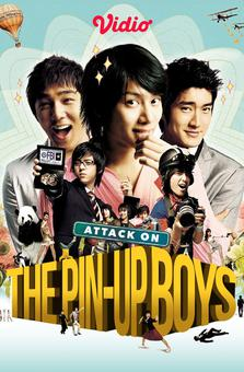 Attack On The Pin Up Boys