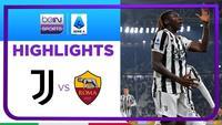 Match Highlights | Juventus 1 vs 0 AS Roma | Serie A 2021/2022