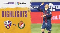 Match Highlight   Huesca 2 vs 2 Real Valladolid   La Liga Santander 2020