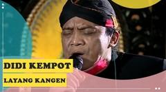 Didi Kempot - Layang Kangen Lirik (Live Konser Amal dari Rumah)