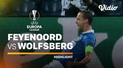 Highlight - Feyenoord FK vs Wolfsberg I UEFA Europa League 2020/2021