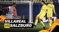 Mini Match - Villarreal vs Salzburg I UEFA Europa League 2020/2021