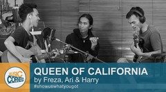 EPS 63 - Queen of California (John Mayer) - jamsession by Freza, Ari, & Harry