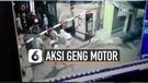 Ngeri, Aksi Geng Motor Serang Warga Sedang Ronda