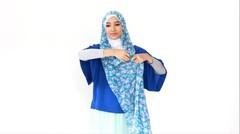 Tutorial Hijab Sederhana Dan Praktis