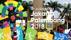Ini Dia Fakta Asian Games 2018 yang Harus Kamu Tahu
