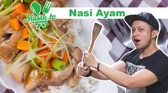 Nasi Ayam Feat. PokoPow