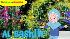 AL BASHIIR |  Lagu Asmaul Husna Seri 3 Bersama Diva | Kastari Animation