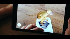 Animal 4D+ Augmented Reality Flashcard