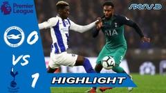 Tottenham Hotspur vs Brighton & Hove Albion 1-0 | Goals & Highlight (24/04/2019)