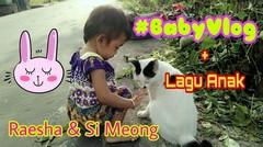 Lagu anak Baby Raesha & Si meong