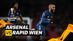 Mini Match - Arsenal vs Rapid Wien I UEFA Europa League 2020/2021