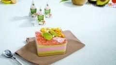 Resep Dessert Box Es Teler