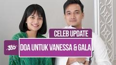 Celeb Update! Vanessa Angel Menyerahkan Diri ke Lapas, Ini Kata Bibi Ardiansyah
