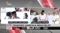 Prabowo-Sandi Nyoblos