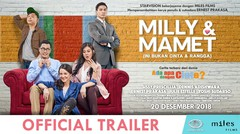 MILLY & MAMET Official Trailer