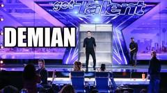 Demian America's Got Talent 2017