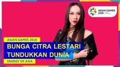 Unofficial Song 18th Asian Games 2018 - BCL - Tundukkan Dunia