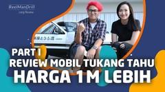 Mobil Harga 1M Ketiban Genteng ! Review Toyota AE-86 Initial-D Edition !