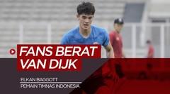 Wawancara Elkan Baggott, Berbicara Soal Shin Tae-yong Hingga Mengidolai Virgil Van Dijk dan Manchester United