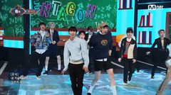 [PENTAGON - Shine] KPOP TV Show |