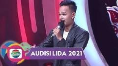 Ada Yang Beda Nih!!! Idrus (Banten) Ajari Para Juri Bernyanyi!! Kok Bisa??   LIDA AUDISI 2P21