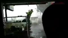 Detik-detik Angin Kencang Melanda Banjarnegara, Jawa Tengah