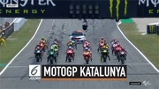 Balapan Dramatis, Marquez Juarai MotoGP Katalunya 2019