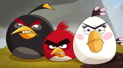 Angry Birds - Chucked Out