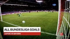 Gol-Gol yang Tercipta dalam 9 Pertemuan RB Leipzig Vs Bayern Munchen di Bundesliga