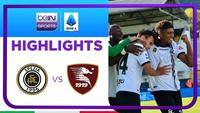 Match Highlights | Spezia 2 vs 1 Salernitana | Serie A 2021/2022