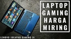 Dingin dan Kencang: Review Lenovo Ideapad Gaming 3i Indonesia
