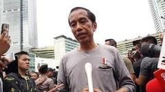 Permintaan Jokowi Kepada Masyarakat soal MRT