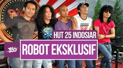 Celeb Update! Grup Band Slank Perdana Tampilkan Robot Eksklusif | HUT 25 Indosiar