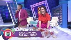 Patricia Mayoree Crazy Rich Surabaya Suka Tempe Penyet, Masak Sendiri Lagi [TUKUL ONE MAN SHOW]