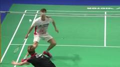 Match Highlight | Rasmus Gemke (DEN) 2 vs 1 Anders Antonsen (DEN) | BWF The DANISA Denmark Open 2020