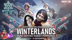 EVENT WINTERLAND! GARENA KASIH HADIAH PERMANEN!