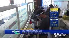 Inovasi Restoran di Banyuwangi Sambut Kenormalan Baru