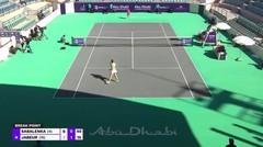 Match Highlight   Aryna Sabalenka 2 vs 0 Ons Jabeur   WTA Abu Dhabi Open 2021