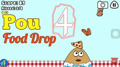 Pou Food Drop Part 4