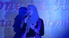 Burung Camar - Live Performance by Citra Utami