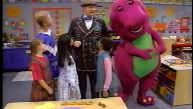 Barney & Friends - Having Tens of Fun! - Vidio com